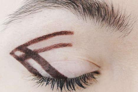 Crosshatched Makeup Tutorials