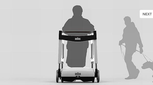 34 High-Tech Elderly Innovations