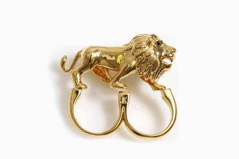 Opulent Animal Kingdom Accessories