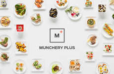 Discount Food Delivery Programs - The Munchery Plus Plan Aims to Cut Courier Fees for Meals