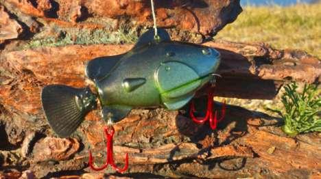 Realistic Robotic Fish Bait