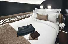 Three Bedroom Airline Cabins - The Residence by Etihad Airways Gives You Tons of Leg Room in the Sky