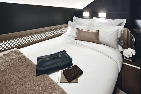 Three Bedroom Airline Cabins