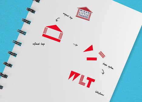 Deconstructed Brand Logos