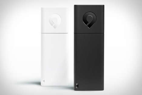 Sleek Wireless Security Systems