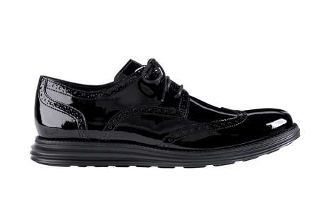 Tuxedo-Appropriate Sneakers - The Cole Haan 2014 Spring Shoes for Men are Comfortable and Classy