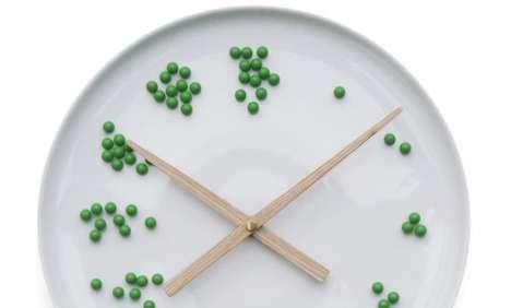 Quantitative Food Clocks