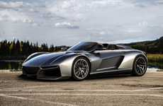 Beastly Boutique Supercars - The Rezvani BEAST is an Ultra-Light, Super-Fast Sports Car