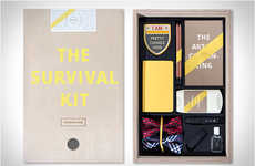 Office Survival Kits - These Quirky Kits Will Help You Breeze Through Your Days in the Office
