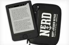 Sensitive Submarine eReaders