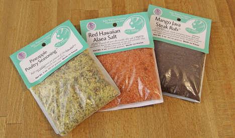 Herbed Hawaiian Salts