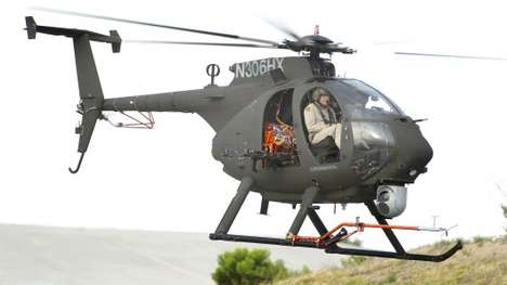 Sophisticated Military Helicopters