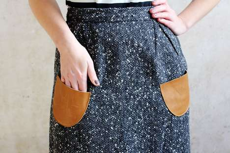 DIY Dress Pouches