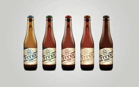 Authentic Beer Branding