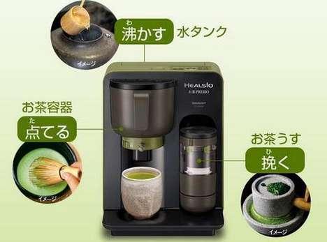 Tea-Brewing Machines