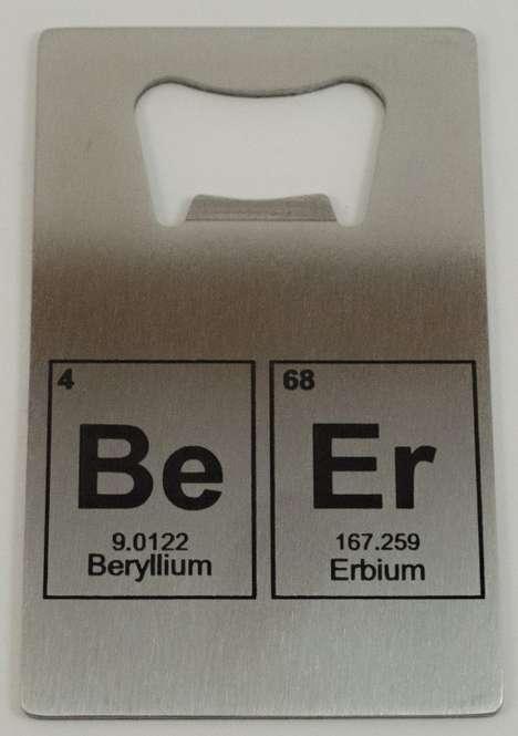 Beryllium Bottle Opener