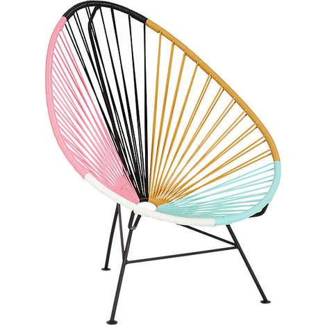 Chromatic Lounge Chairs