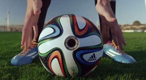 Camera-Loaded Soccer Balls