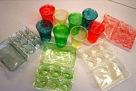 Shrimp Shell Bioplastics