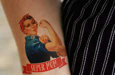 Feminist Icon Tattoos