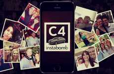 Amusing Auto Safety Campaigns - Instabomb by C4 Lounge Shows How to Avoid the Unexpected