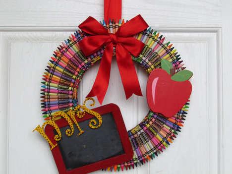 Handmade Teacher's Day Gifts