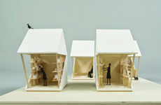 Efficient Earthquake Housing - Luna Perschl Comes up with a Design for Disaster-Struck Areas