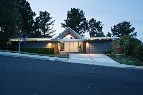 Updated Ranch Home Architecture