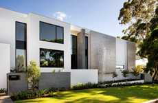 Hotel-Like Abodes - Urbane Projects Builds a Family's Dream House in Australia