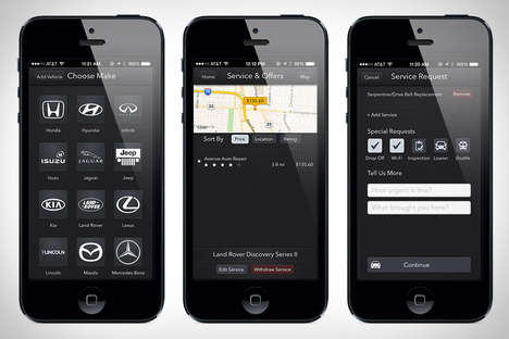 Auto-Servicing Apps