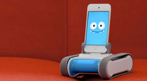 The Romo Robot Introduces Kids to Programming in a Fun Way