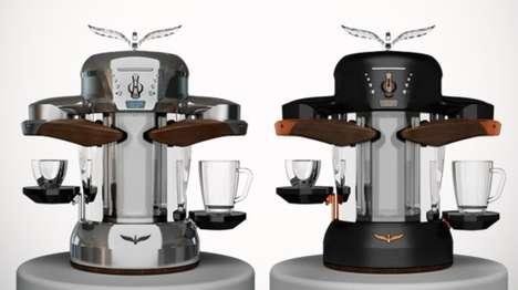 Dynamic Coffee Machines