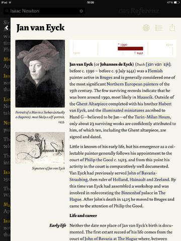 Vintage Encyclopedia Apps