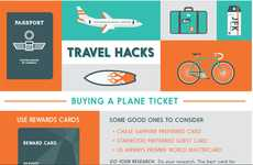 Travel Hack Infographics - These Travel Hacks Will Help You Navigate a Foreign City