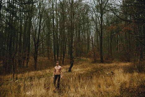 Remote Woodland Editorials