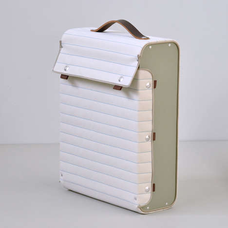 Retro-Modern Travel Accessories