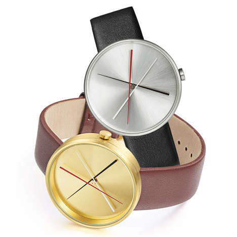Compass-Inspired Watches