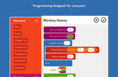 Kiddie Coding Apps