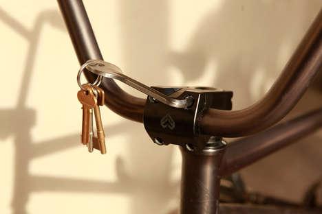 Distinctly Forceful Keys