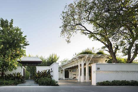 Modernized Colonial-Era Hotels