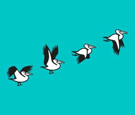 Updated Bird Book Logos