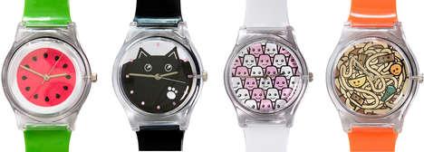 Adorable Anime Timepieces