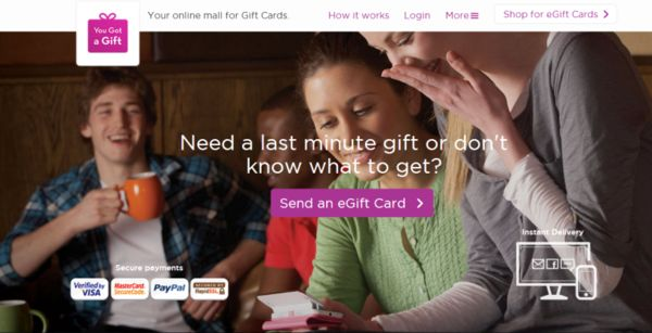31 Gift Card Innovations