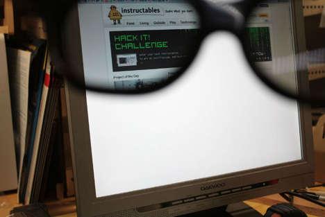 DIY Privacy Monitors