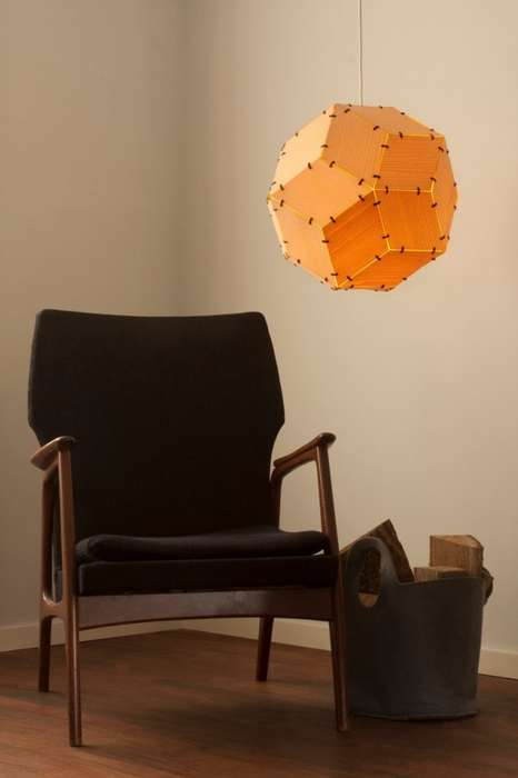Polyhedron-Shaped Lamps