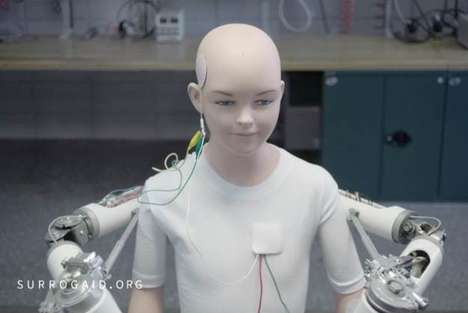 Robotic Mother Donations