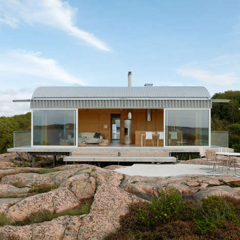 Scandinavian Summer Homes