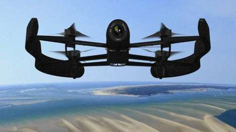 Incredible Camera Drones