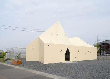 Tent Restaurant Roofs