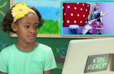 Hilarious Viral Video Feedback - The 'Kids React to Avril Lavigne' Video is Hilariously Honest
